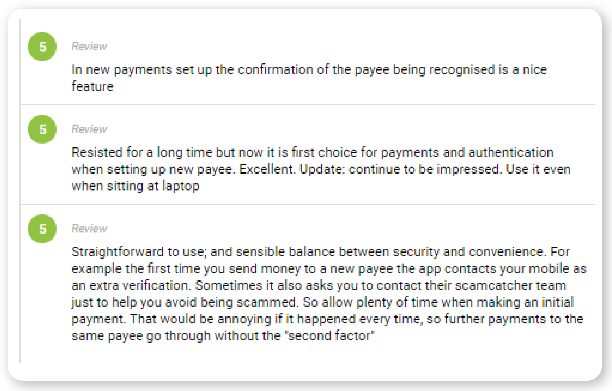 lloyds app payee management reviews