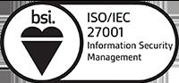 ISO 27001 compliant