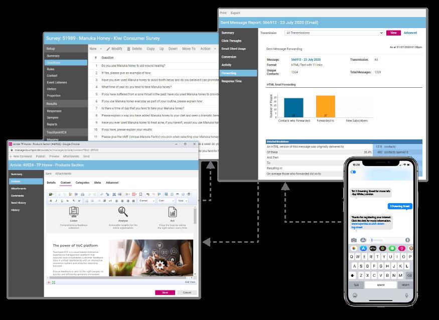 mobile marketing platform