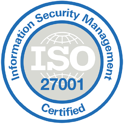 iso 27001 certified high security